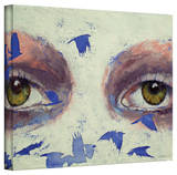 Michael Creese 'The Crow is My Only Friend' Gallery-Wrapped Canvas