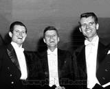 Edward Kennedy  John F Kennedy  and Robert Kennedy 1958