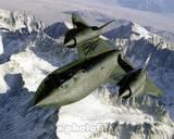 SR-71A Blackbird 1995