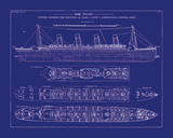 Titanic Blueprint I