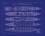 Titanic Blueprint II