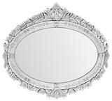 Skyler Venetian Mirror