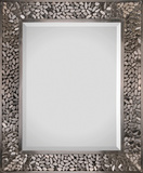 Lexi Satin Nickel Plated Mirror