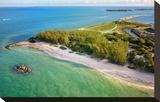 Fort Zachary Taylor Beach in Key West  Florida Keys  Florida  USA