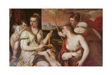 The Punishment of Cupid (Venus Blindfolding Cupid)