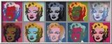 Ten Marilyns  c1967