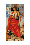 Griffoni Polyptych St John the Baptist