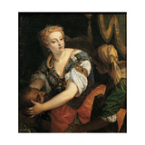 Judith Beheading Holofernes (Judith and Holofernes)