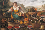 The Female Greengrocer