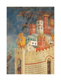 Stories of St Francis St Francis Drives the Devils Out of Arezzo
