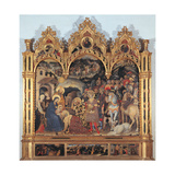 Altarpiece with the Adoration of the Magi