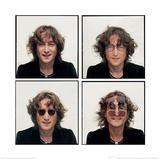 John Lennon (Quartet - Bob Gruen)