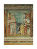 Stories of St Francis St Francis Renounces His Fathers Goods and Earthly Wealth