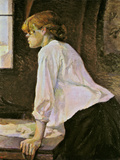 The Laundress (La Blanchisseuse)