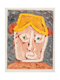 The British Aunt  by Paul Klee  1938  20th Century
