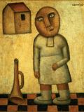 Antigrazioso (Portrait)
