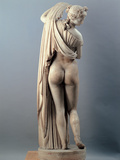 Venus Callipygian  Kallipygos  1st Century  Marble  Full Relief