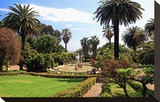 Park of the Villa Nobel in San Remo  Province of Imperia  Liguria  Italy