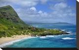 Makapuu Beach Park  Island of Oahu  Hawaii  USA