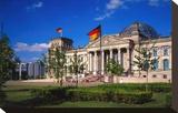 Parliament Building Berlin Germany
