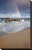 Lido di Orri Beach at Tortoli  Province of Ogliastra  Sardinia  Italy