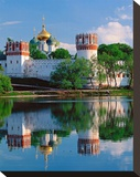Novodevichy Convent  New Maidens' Convent  Moscow  Russia