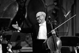 Slava Rostropovich Thanking the Public
