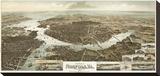 Panorama of Norfolk  Virginia  and Surroundings  1892