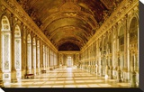 Mirror Hall Palace Versailles