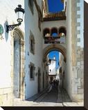 Oldtown Sitges Barcelona Spain