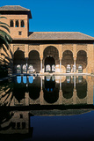 Alhambra  Palace of the Partal  14th Century