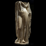 Statue Female Portrait of Type of Venus Genetrix