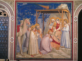 Stories of the Christ the Adoration of the Magi