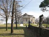 """Villa Almerico-Capra Also Known As """"La Rotonda"""""""