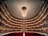 Views of the Teatro Alla Scala