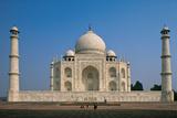 Taj Mahal  1632 - 1654  17th Century  Marble