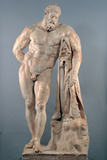 The Farnese Hercules (the Farnese Heracles)