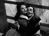 Totò and Franca Marzi in Figaro Qua  Figaro Là