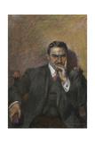 Portrait of Innocenzo Massimino (Ritratto Di Innocenzo Massimino)