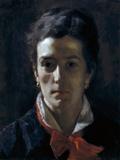 Portrait of His Sister  Bice (Ritratto Della Sorella Bice)