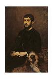 Male Portrait (Portrait of Mr Luigi Bernasconi)