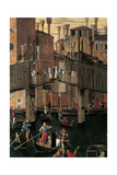Miracle of the Relic of the True Cross at the Rialto Bridge Or the Healing of the Possessed Man