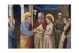 Scenes From the Life of the Virgin Marriage of the Virgin