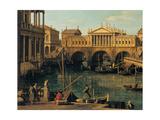 Capriccio with Palladian Buildings