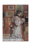 Portrait of Sophia Carpenter