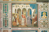 Scenes From the Life of Christ Expulsion of the Money Changers From the Temple