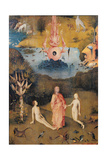 Garden of Earthly Delights - the Earthly Paradise