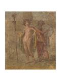 Hermaphrodite and Silenus