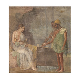 Danae  Perseus and the Fishmen