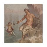 Polyphemus Receives Galatea's Letter